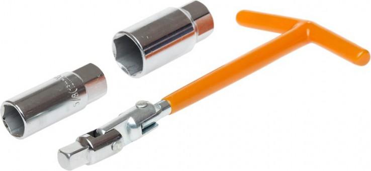 Ключ свечной AirLine S-01 Т-образный (16 мм, 21 мм)