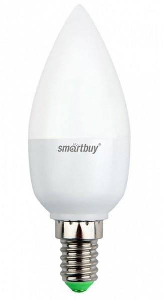 Лампа Smartbuy C37 8.5W 6000K E14 (700 Лм, свеча)