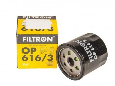 Фильтр масляный Filtron OP 616/3 (W 712/95)