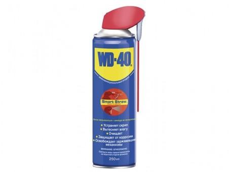 Смазка WD-40 Smart Straw (250 мл)