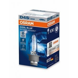 Ксеноновая лампа Osram D4S Xenarc Cool Blue Intense 6000K
