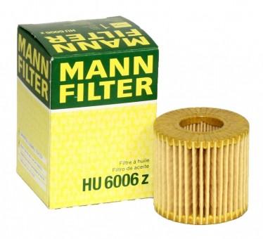 Фильтр масляный MANN-FILTER HU 6006 z