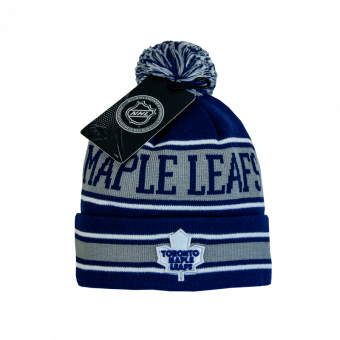 Шапка Toronto Maple Leafs, р.52-54, арт.59022 (детск)