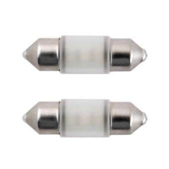 Светодиодные лампы MTF C5W31 PT (5000К, белая, 2 шт)