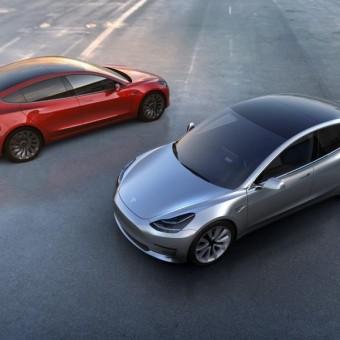 Электро-будущее. Новинки Tesla