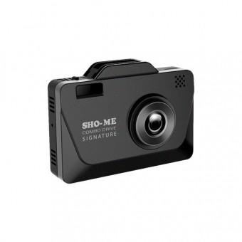 Видеорегистратор с радар-детектором Sho-me Combo Drive Signature