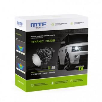 """Светодиодные линзованные модули MTF Dynamic Vision 3"""""""
