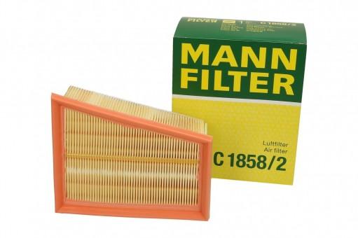 Фильтр воздушный MANN-FILTER C 1858/2