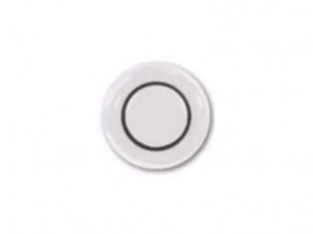 Датчик парктроника Park Master FJ white (18,8 мм)