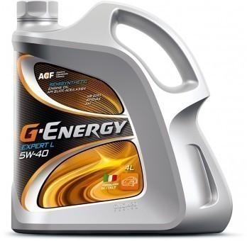 Масло моторное G-Energy Expert L 5W-40 (4 л)