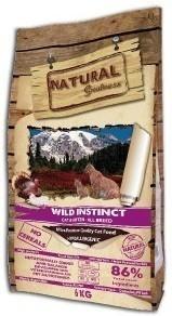 Сухой корм для кошек Natural Greatness Wild Instinct, 6 кг