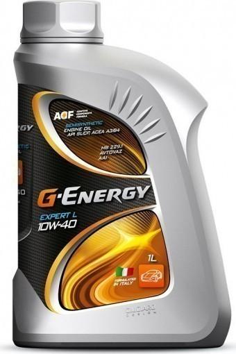 Масло моторное G-Energy Expert L 10W-40 (1 л)