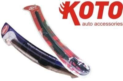 Щетки стеклоочистителя Koto