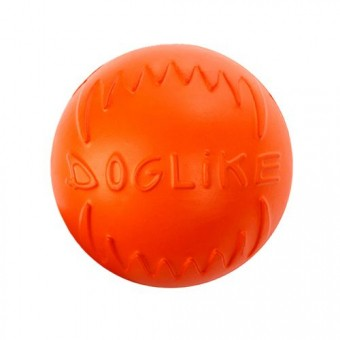 Игрушка DogLike Мяч (оранжевый, диаметр 8,5 см)