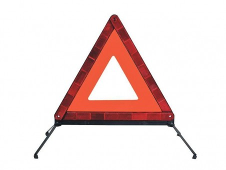 Знак аварийной остановки AVS WT-001 (ГОСТ, высокий)
