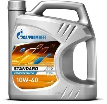 Масло моторное Gazpromneft Standart 10W-40 (4 л)