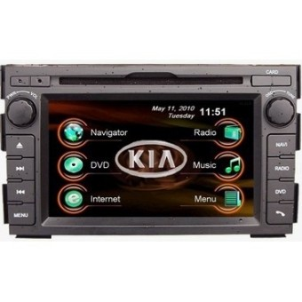 Головное устройство Kia Ceed - Intro CHR-1810