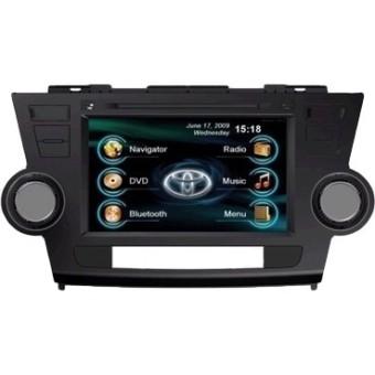 Головное устройство Toyota Highlander - Intro CHR-2278