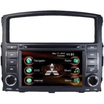 Головное устройство Mitsubishi Pajero IV - Intro CHR-6100
