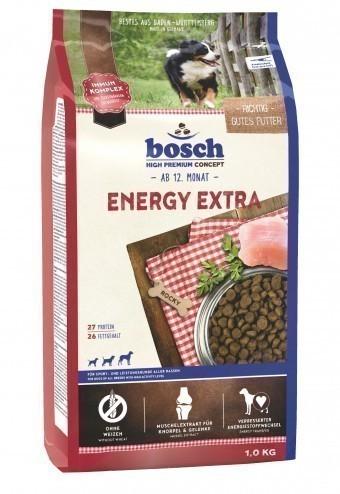 Сухой корм для собак Bosch Energy Extra, 1 кг