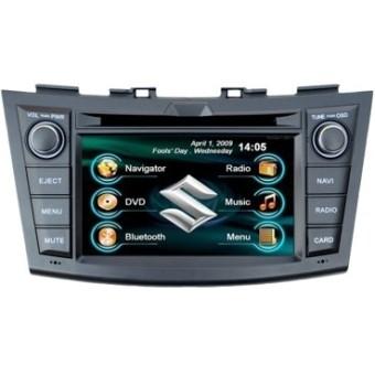 Головное устройство Suzuki Swift IV - INTRO CHR-0711SW