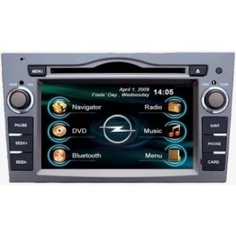Головное устройство Opel Astra H - Incar CHR-1215OP BL