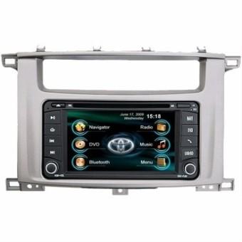 Головное устройство Toyota Land Cruiser 100 c 03 до 07 - Intro CHR-2176