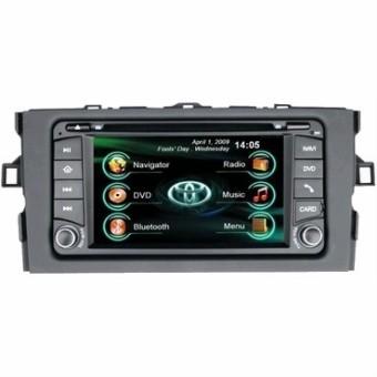 Головное устройство Toyota Auris - Intro CHR-2177