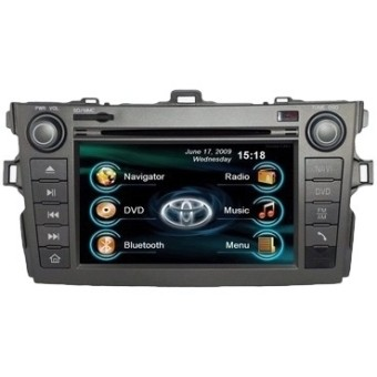 Головное устройство Toyota Corolla - Intro CHR-2274