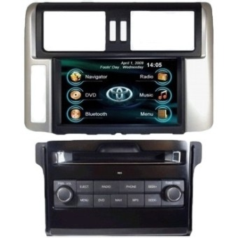 Головное устройство Toyota LC Prado 150 - Intro CHR-2279