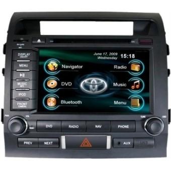 Головное устройство Toyota Land Cruiser 200 - Intro CHR-3200