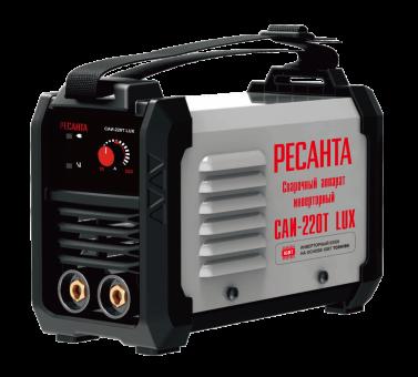 Сварочный аппарат инверторный Ресанта САИ 220T LUX