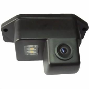 Камера заднего обзора Mitsubishi Lancer (2007-н.в.) - Incar VDC-011