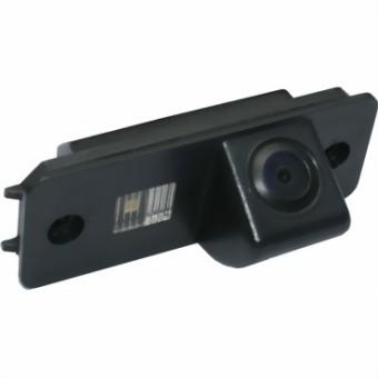 Камера заднего обзора VW Touareg (2002-2009) - Incar VDC-015