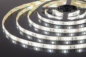 Лента светодиодная TDM Electric SMD-5050-30Led (IP20, 6400K) - 1 м