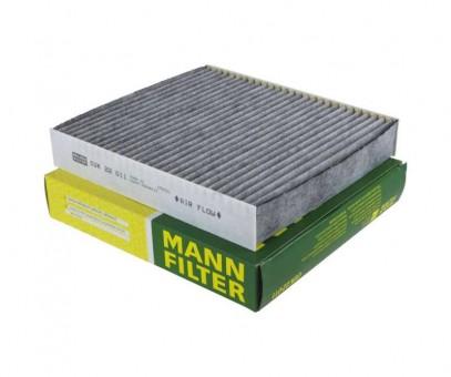 Фильтр салонный MANN-FILTER CUK 22 011 угольный