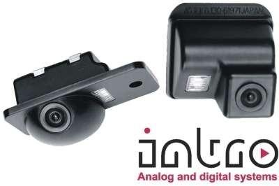 Камеры в штатное место Intro