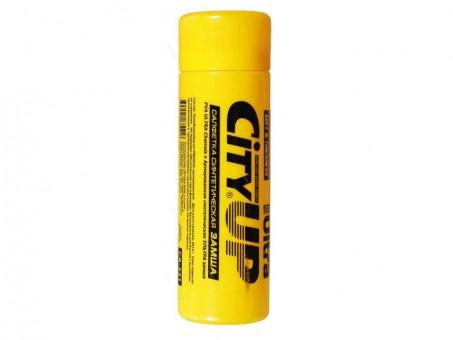 Салфетка в тубусе CityUp CA-221 Ultra Сhamois (синтетическая замша, большая)