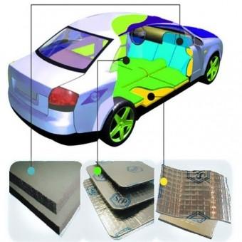 Как правильно сделать шумоизоляцию автомобиля?