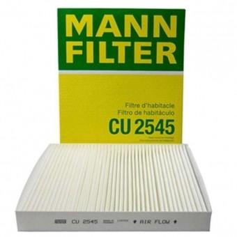 Фильтр салонный MANN-FILTER CU 2545