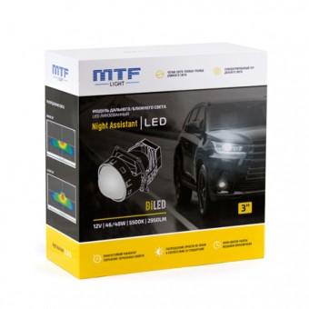 """Светодиодные линзованные модули MTF Night Assistant 3"""""""