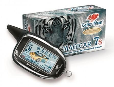 Автосигнализация Scher-Khan Magicar 7 S (а/з)