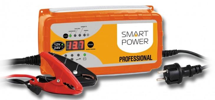 Зарядное устройство для АКБ Smart Power SP-25N