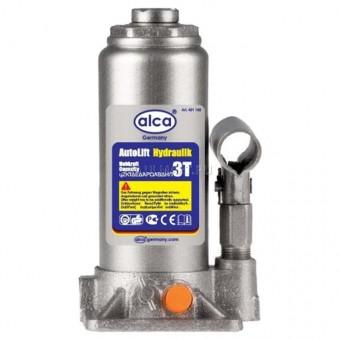 Домкрат гидравлический бутылочный Alca (3,0 т)