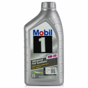 Масло моторное Mobil 1 X1 5W30 (1 л)