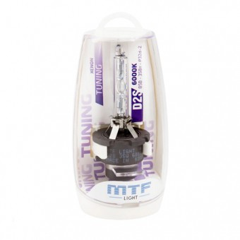 Ксеноновая лампа MTF D2S 6000K