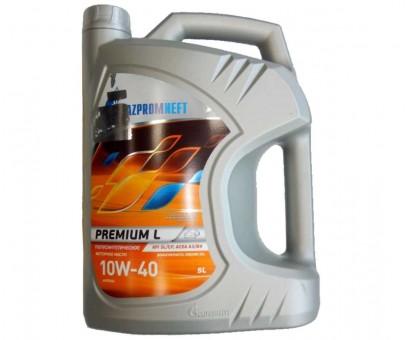 Масло моторное Gazpromneft Premium L 10W-40 (5 л)