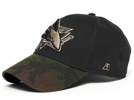 Бейсболка San Jose Sharks, арт.28183