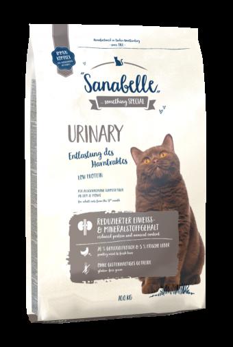 Сухой корм для кошек Sanabelle Urinary NEW, 10 кг