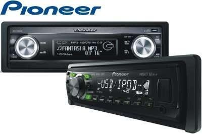 Головные устройства (1 Din) Pioneer
